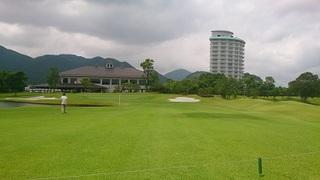 祁答院ゴルフ
